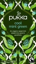 Cool Mint Green - �ko - Pukka te