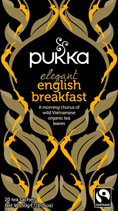 Elegant English Breakfast tea - øko