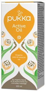 Active oil 100ml. - øko