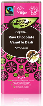 Vanoffe Dark Raw Chocolate