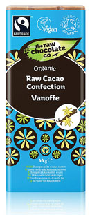 Vanoffe Raw Chocolate