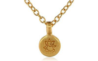 Great Advantage Necklace In Gold