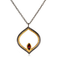 Eternal Flame Necklace