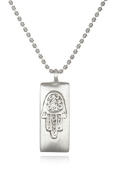Silver Talisman Necklace