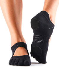 Toesox Fulltoe Prima Bellarina Grip (Nightlife)