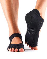 Toesox Halftoe Prima Bellarina Grip (Nightlife)