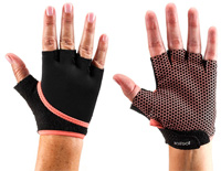 ToeSox Grip Gloves (Coral)