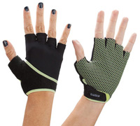 ToeSox Grip Gloves (Lime)