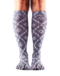 Toesox Casual Knee High (Haze)