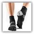 Toesox Sport Ankle