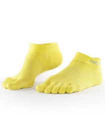 Toesox Sport UltraLite Ankle (Yellow)