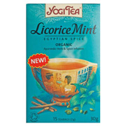Yogi Tea Liquorice Mint